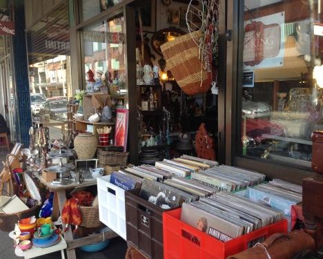 antique store records - vinyl haven
